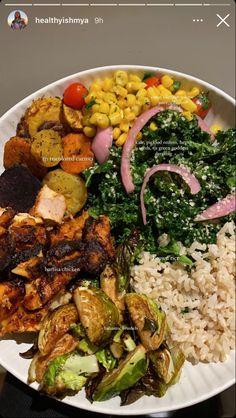 Healthy Snacks, Healthy Eating, Healthy Recipes, Good Food, Yummy Food, Tasty, Health Dinner, Food Is Fuel, Food Goals