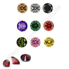 Wholesale 100PCS 6MM Jewellery Findings AAAAA Swiss Round Cubic Zirconia CZ Stones Beadings Settings Crystal Jewelry Discount SMS - F A S H I O N http://www.sms.hr/products/wholesale-100pcs-6mm-jewellery-findings-aaaaa-swiss-round-cubic-zirconia-cz-stones-beadings-settings-crystal-jewelry-discount/ US $5.59