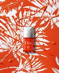 Dior Aloha. would be excellent on my toes in summer.