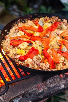 NYT Cooking: This recipe came to The Times from the chef Chris Schlesinger, who participates in a sort of paella contest on Cape Cod every year. His secret weapon, a deeply flavored slurry of sherry, saffron and other spices, is included here, and don't leave it out. Like all paellas, this dish takes some preparation and time, but is wildly impressive once it reaches the table.