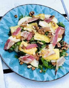 Autumn Winter Recipes, Winter Food, Roasted Garlic, Hawaiian Pizza, Pasta Salad, Salad Recipes, Potato Salad, Good Food, Paleo