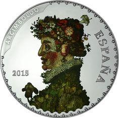 50 Euro Silber Arcimboldo & Velázquez PP