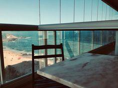 Apartment in Brazil. by the beach Brazil, Windows, Beach, Seaside, Window