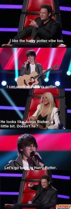 the voice funny quotes