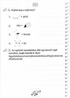 Helyesírás Firka Manóval Kids And Parenting, Tarot, Sheet Music, Math Equations, Music Sheets, Tarot Cards