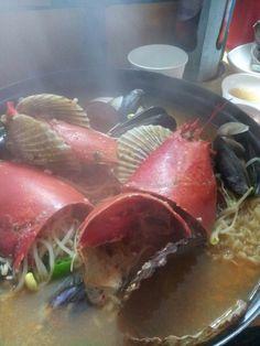Street Food _ Pocha @ Busan, Korea