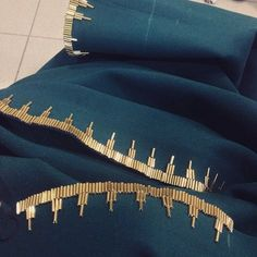 128 Me gusta, 4 comentarios - Broderie d'Art (No automatic alt text available.Neck and sleeve border. Embroidery On Kurtis, Kurti Embroidery Design, Embroidery Neck Designs, Bead Embroidery Patterns, Hand Work Embroidery, Couture Embroidery, Embroidery Fashion, Embroidery Jewelry, Embroidery Dress