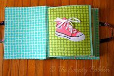 Сошьем мягкую книжку - Сайт для мам малышей