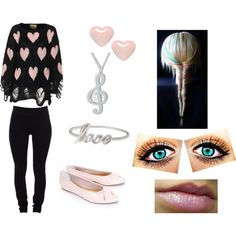 """""""Concert"""" by caitlin-miml on Polyvore"""