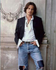 Most Handsome Men list