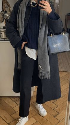 s - Winter Outfits - Women's Fashion Look Fashion, Fashion Outfits, Mode Outfits, Looks Style, My Style, Winter Outfits, Casual Outfits, Parisian Chic, Outfit Goals