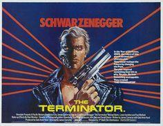 The Terminator, 1984, science fiction, James Cameron, Gale Anne Hurd, Arnold Schwarzenegger, Michael Biehn, Linda Hamilton, Paul Winfield, Lance Henriksen, Earl Boen, Bess Motta, Rick Rossovich