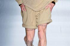 F U E R Z A    y   V A L O R #best #class #tattoo
