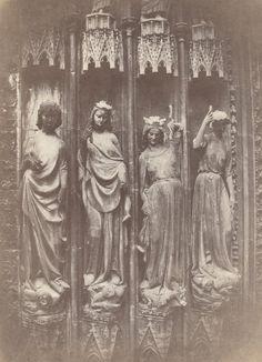 О чем рассказывает фасад готического собора | Arzamas