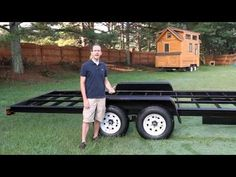 Tiny House Trailers  a designer and the reasons for his design