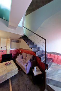 Salón de Junior suite de la Posada Casa del Abad de Ampudia hotel spa #hotelesconencanto #hotelesenpalencia #bucolichoteles