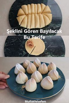Good Food, Yummy Food, Kinds Of Desserts, Food Words, Cupcakes, Pastry Cake, Turkish Recipes, World Recipes, Creative Food
