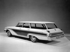 1962 Mercury Monterey 2-door Sedan (62A)