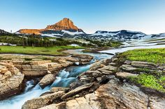 Glacier National Park: