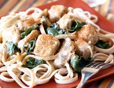 Tempeh Stroganoff Recipe | Vegetarian Times