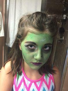 Maquillage fait avec les produits Younique #younique #produitnaturel #maquillage #sorciere #witch   www.mascara3dwow.ca
