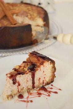 Viljaton glögijuustokakku French Toast, Pie, Breakfast, Desserts, Food, Torte, Morning Coffee, Tailgate Desserts, Cake