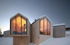 Split View Mountain Lodge - Holiday Home Havsdalen