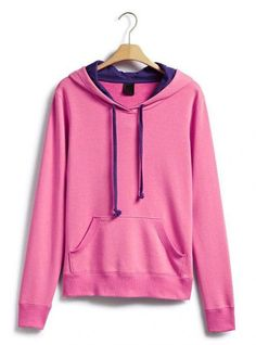 Pink Collision Energy Turtleneck Sweatshirt$51.00