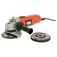 BLACK+DECKER CD115A5 240V 710W 115mm Small Angle Grinder with 5 Discs and Guard BLACK+DECKER http://www.amazon.co.uk/dp/B004OBZZXI/ref=cm_sw_r_pi_dp_u1oBvb0WKMAYA