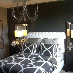 Tiffany Blue White Bedroom Ideas LOVE This Color Scheme - Candice olson bedroom design photos