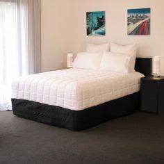 Dreamticket Snug Quilt - White