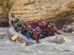 Rafting near Denali Park Village
