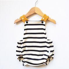 Sewing Baby Clothes, Baby Sewing, Little Fashion, Kids Fashion, Baby Boy Outfits, Kids Outfits, Baby Boys, Brindille, Summer Romper