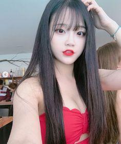 Instagram ❤: @1995.mj Jung So Min, Asian Fashion, Girl Fashion, Cute Korean Girl, Asia Girl, Models, Beautiful Asian Women, Ulzzang Girl, Real Women