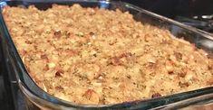 Rotisserie Chicken and Stuffing Casserole