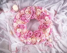 Floral Wreath, Vogue, Wreaths, Instagram, Home Decor, Floral Crown, Decoration Home, Door Wreaths, Room Decor