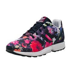 low priced d3958 60aa0 adidas GIRLS ZX FLUX SNEAKER Multi-Color Adidas Outfit, Adidas Sneakers,  Nike Shoes