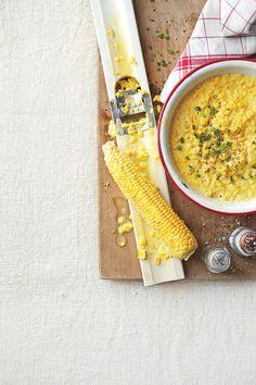 Barbecue Side Dish Recipes: Creamed Corn