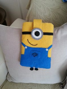 Minion tablet case