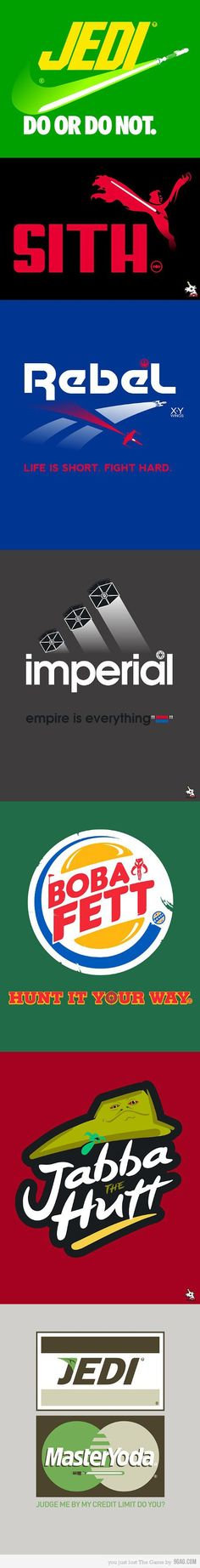 Star Wars Advertisements