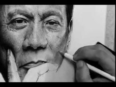 Rodrigo Duterte - Charcoal Drawing Rodrigo Duterte, Charcoal Portraits, Jesus Pictures, Charcoal Drawing, Mechanical Pencils, Pencil Drawings, Politics, Mechanical Pencil, Pencil Art