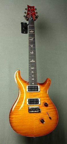 2011 PRS Custom 24 Electric Guitar in Maple