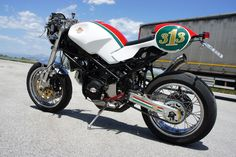 "Ducati Monster 900 ""Nasty Donkey"" by Luismoto"