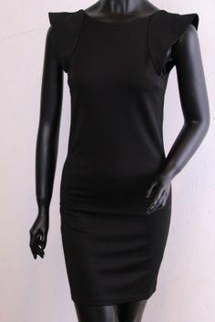 ICHI Lullu Dress Black 100972 - Kjoler/nederdele - MaMilla