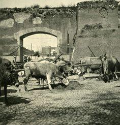 : Porta San Giovanni Anno: 1900 ca.
