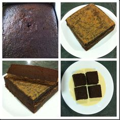 Where is my cake? I Can't See!–Famous Sarawak Midnight Cake (Cake Seri kaya Sarawak) revisited.. | GUAI SHU SHU