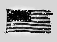love these tattered flag photoes