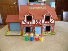 Little People House from the 80's