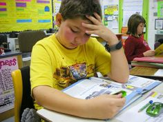 A great list of ELA Common Core resources for elementary educators.