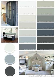 Versatile paint colo